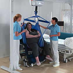 Maxi Sky 1000 Bariatric Ceiling Lift Unit LARGE