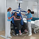 Maxi Sky 1000 Bariatric Ceiling Lift Unit THUMBNAIL