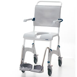 Aquatec Ocean XL Shower Commode Chair