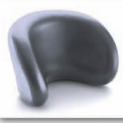 Replacement headrest pad for the Ocean VIP, Ocean VIP Recline, Ocean Dual, Ocean E-VIP and Ocean VS2 Shower Chairs_MAIN