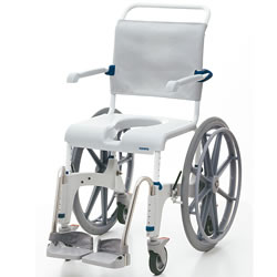 Aquatec Ocean SP Shower Commode Chair LARGE