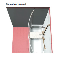 Curved Curtain Rod MAIN