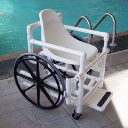 Pool Access Wheelchair F-520SPPS Aqua Creek Products LARGE
