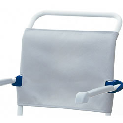 Retrofit XL Backsupport For Aquatec Ocean and Ocean SP Shower Wheelchairs LARGE