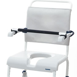 Safety Support Bar for Aquatec Ocean Shower Commode Chairs D10167 LARGE