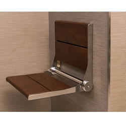 Invisia SerenaSeat Wall Mounted Folding Shower Seat LARGE