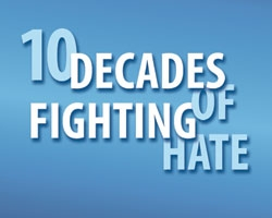 10 Decades of Fighting Hate (DVD)