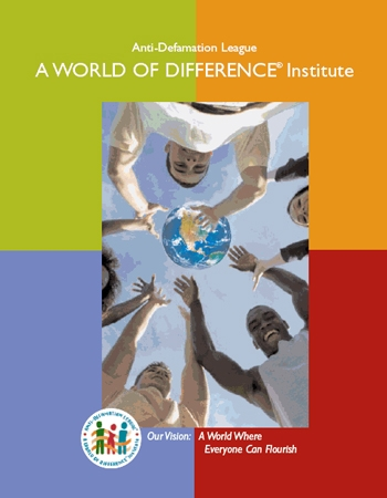 A WORLD OF DIFFERENCE® Institute Brochure_THUMBNAIL