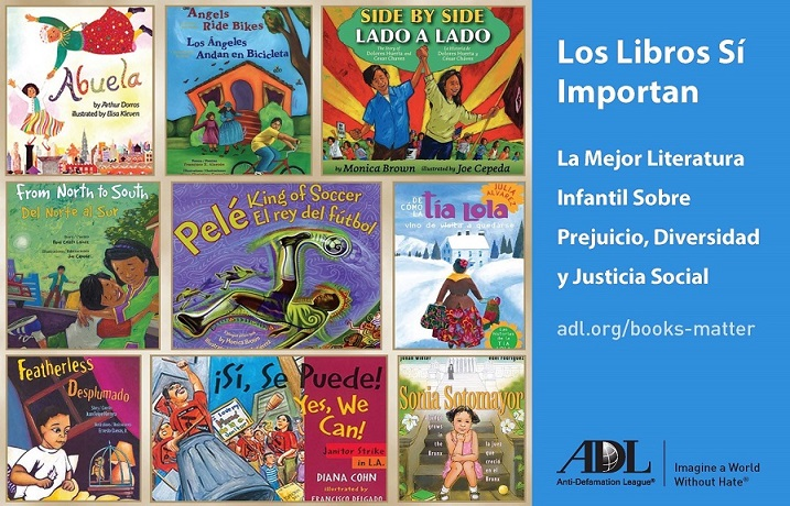 Books Matter Flier - Spanish Version
