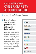 Cyber Safety Action Guide Promo Card