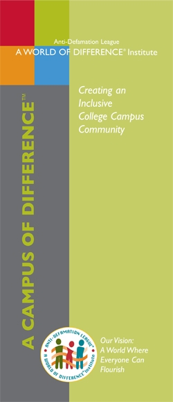 A CAMPUS OF DIFFERENCE™ Marketing Brochure THUMBNAIL
