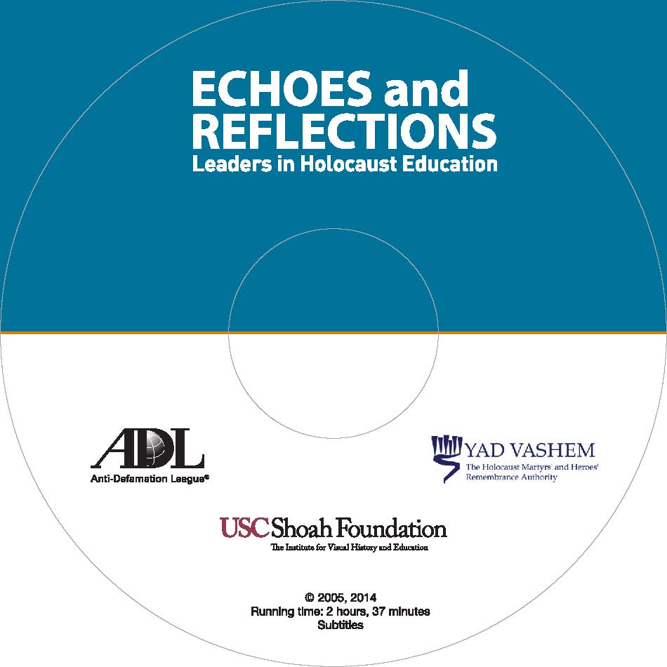 <i>Echoes and Reflections</i> Replacement DVD