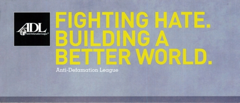 Fighting Hate. Building A Better World. (2010)