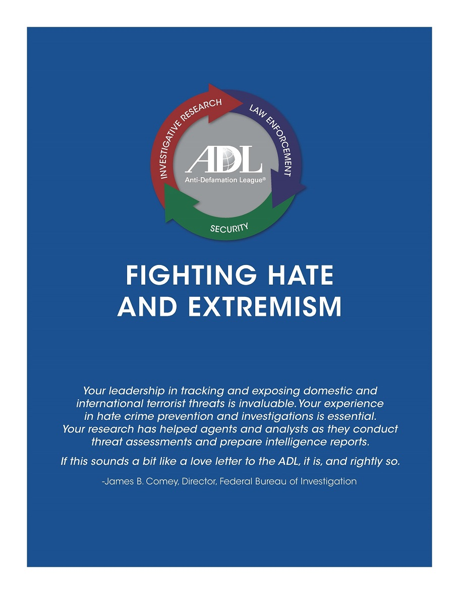 Fighting Hate and Extremism Report