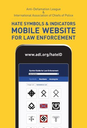 Hate Symbols & Indicators Mobile Website Promo Card LARGE