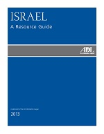 Israel: A Resource Guide