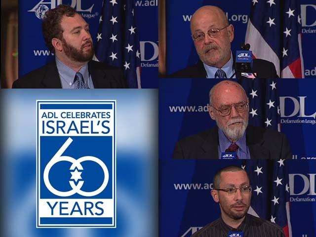 Celebrating Israel at 60: Personal Reflections from Statehood to Today (DVD)