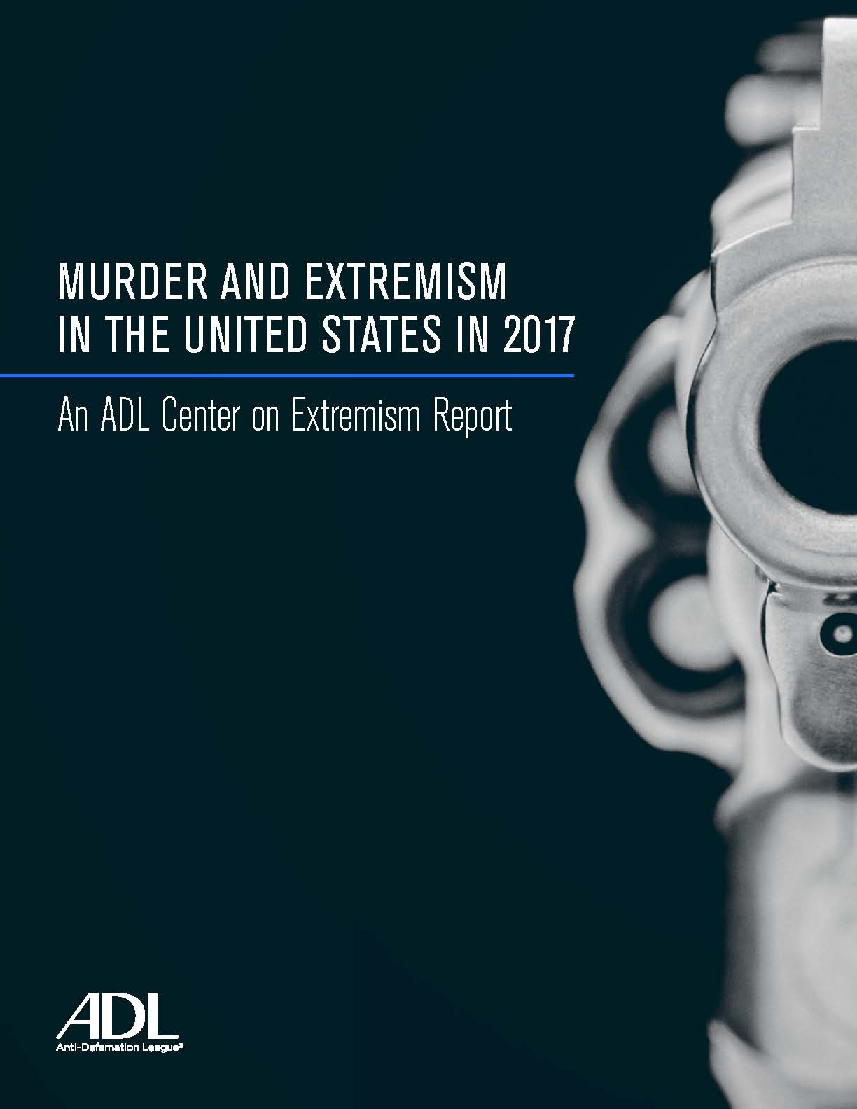 Murder & Extremism In the US in 2017 THUMBNAIL