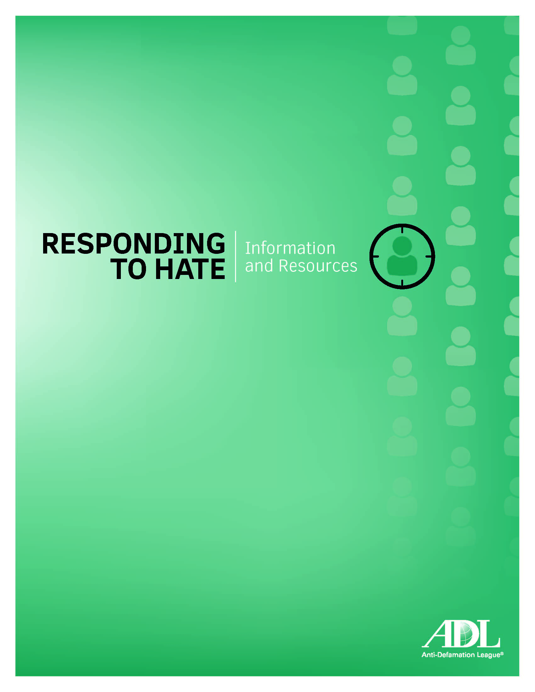Responding to Hate: Information and Resources