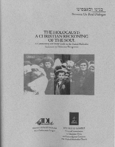 The Holocaust:  A Christian Reckoning of the Soul THUMBNAIL
