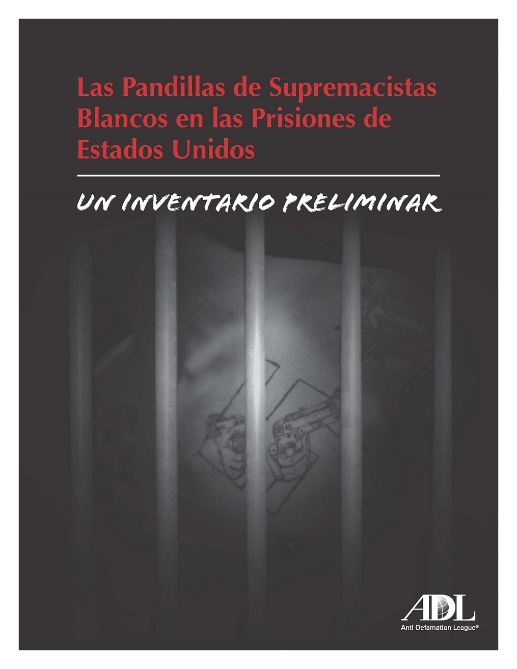 White Supremacist Prison Gang Report - Spanish Version THUMBNAIL