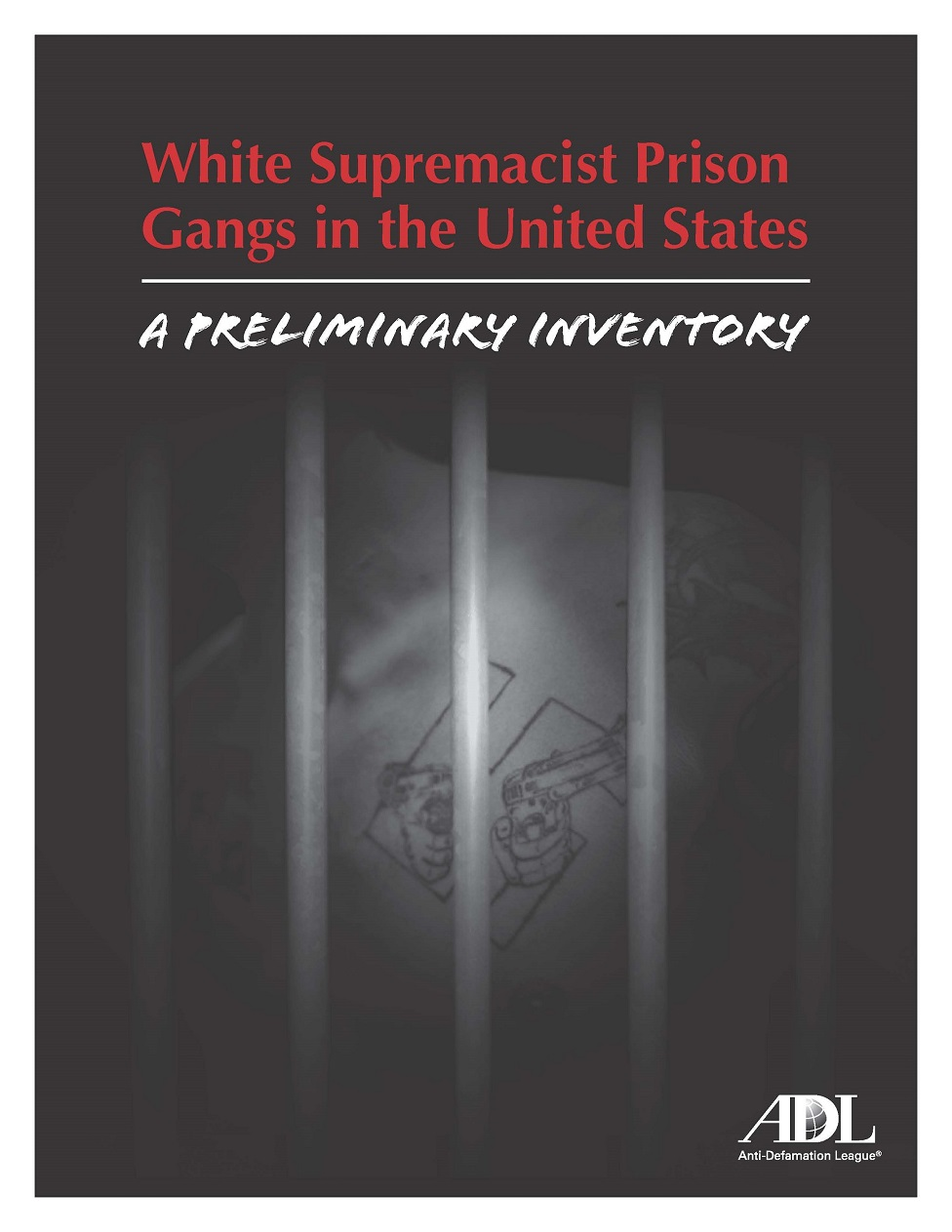 White Supremacist Prison Gang Report THUMBNAIL