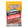 Wild Salmon Jerky 6 pack, 1 oz. Pouches SWATCH