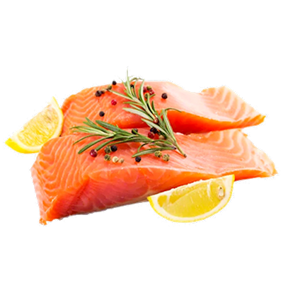 Wild Caught Fresh Frozen Sockeye Salmon (Approx. 2lb) LARGE