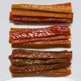 Hook, Line & Sinker Wild Salmon Jerky Combination_MAIN