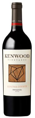 KENWOOD VINEYARDS, ZINFANDEL, 2015 MAIN