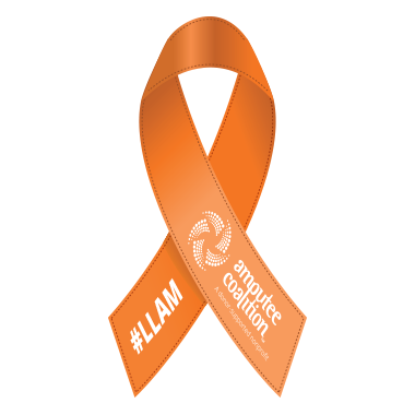 Limb Loss Awareness Month Ribbon MAIN