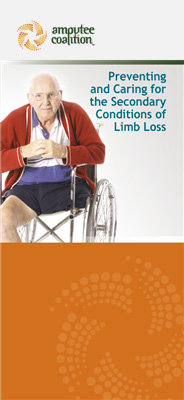 Spanish Preventing and Caring for the Secondary Conditions of Limb Loss