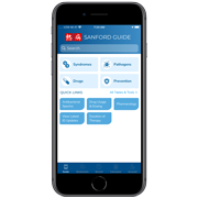 Antimicrobial Therapy Cross-Platform App Subscription LARGE