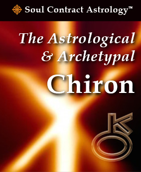 The Astrological/Archetypal Chiron Audio Course Download/MP3