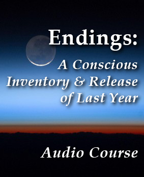 Endings: A Conscious Inventory and Release of Last Year