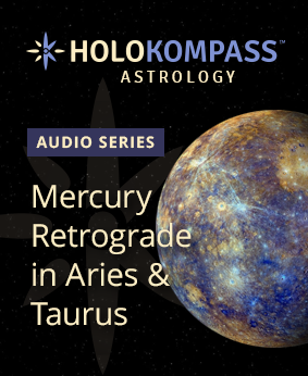 NEW!!! Mercury Retrograde in Aries & Taurus Audio Series Download/MP3