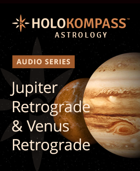 New!!! Jupiter Retrograde in Libra & Venus Retrograde in Aries-Pisces Download/MP3