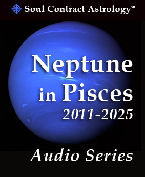 Neptune in Pisces MP3 Audio Series