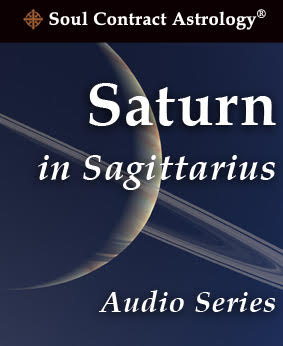 NEW!!! Saturn in Sagittarius Audio Series MP3
