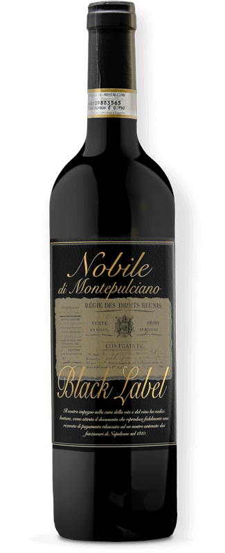 Nobile di Montepulciano - Black Label DOCG_THUMBNAIL