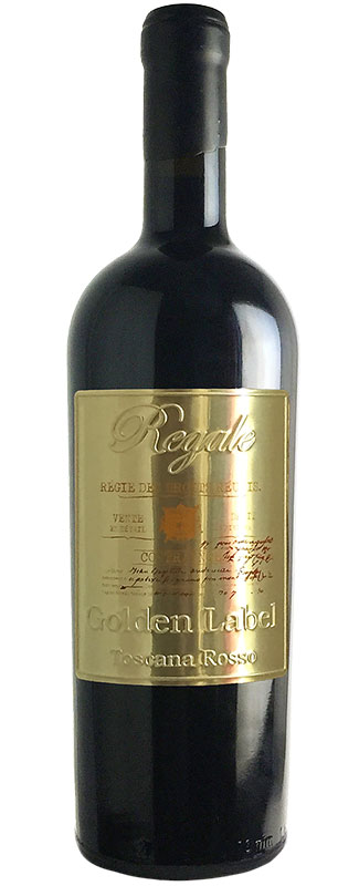 Regale Golden Label - Toscana IGT Top Class Super Tuscan_THUMBNAIL