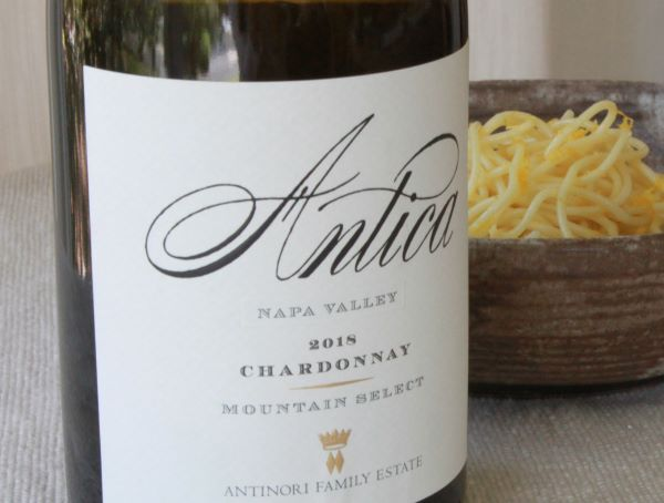 2018 Antica Estate Mountain Select Chardonnay Atlas Peak LARGE