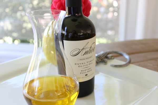 2019 Antica Estate Olive Oil Napa Valley Extra Virgin LARGE