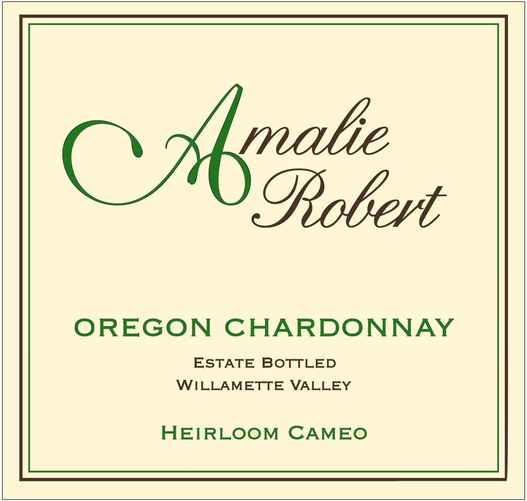 2015 Heirloom Cameo Chardonnay - 93 pts Vinous MAIN