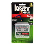 Krazy Glue, All-Purpose Single-Use, .07 Oz., Clear - Pack Of 4 THUMBNAIL