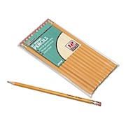 SKILCRAFT General Use Woodcase Pencils, #2 Lead, Medium Point, Pack Of 12 (AbilityOne 12  - Dozen THUMBNAIL