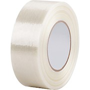 Business Source Heavy-duty Filament Tape, 2inx 60 yds., White - Roll Of 1 THUMBNAIL