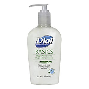 Dial Basics Liquid Hand Soap, 7.5 Oz - 1 Each MAIN