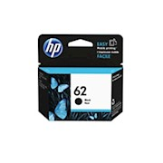 HP 62 Black Original Ink Cartridge (C2P04AN) - 1 Each THUMBNAIL