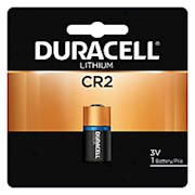 Duracell Photo 3-Volt Lithium CR2 Battery, Pack Of 1 - 1 Each THUMBNAIL